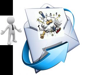lucha por e-mail