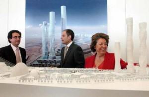 Las Torres de Calatrava