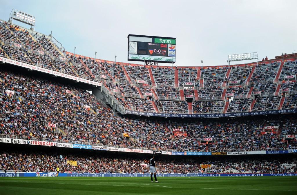 Valencia CF v Levante UD  - Liga BBVA